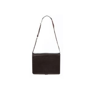 Photo of Ashwood Leather Messenger Brown Laptop Bag