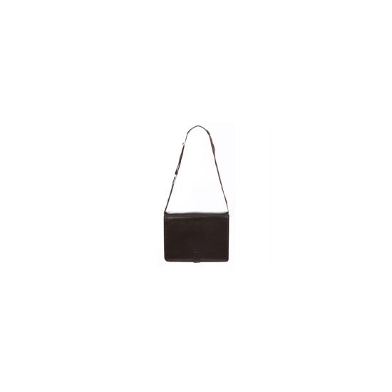 Ashwood Leather Messenger Brown