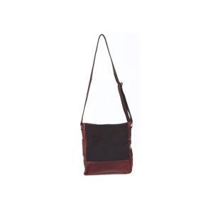 Photo of Ashwood Leather Messenger Bag Brown Back Pack