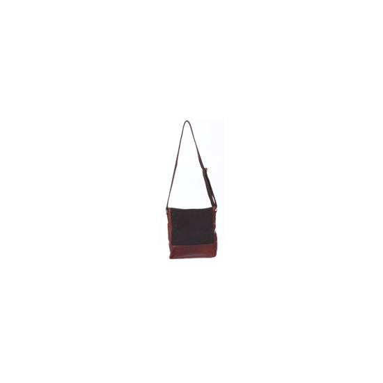 Ashwood Leather Messenger Bag Brown