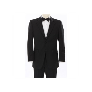 Photo of Scott Dress Suit Single Breasted Black Jackets Man