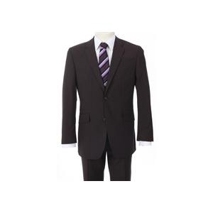 Photo of City Survival  Black Stripe Performance Suit Jackets Man
