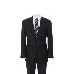 Gibson Black City Stripe Suit Reviews