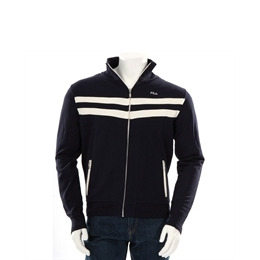 Fila zip track top navy Reviews