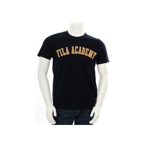 Photo of Fila Academy T-Shirt - Navy T Shirts Man