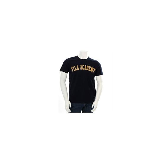 Fila academy t-shirt - navy