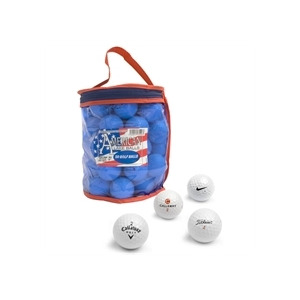 Photo of 2ND Chance Golf Balls Bag Of 50 Sports and Health Equipment