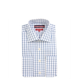 Stephens Brothers Shirt Blue Double Cuff Reviews