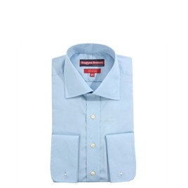 Stephens Brothers Shirt Sky Double Cuff Reviews