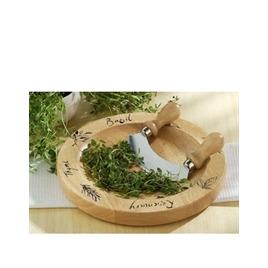 Natural Origins Herb Cutting Board & Chopper Reviews