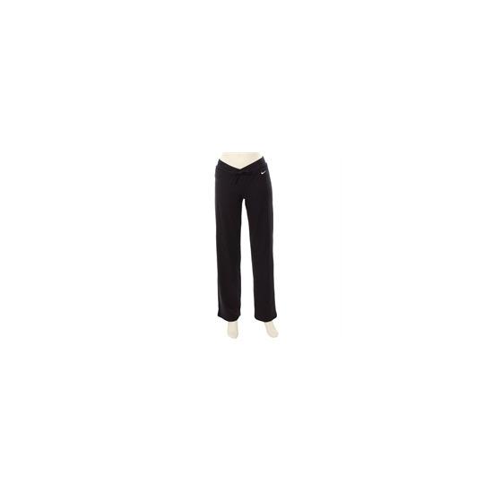 Nike Black Jersey Pant