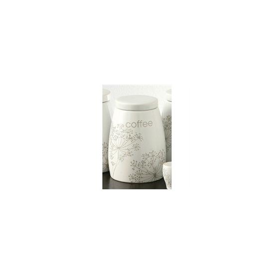 Meadow Breeze Ceramic Coffee Jar
