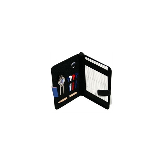 PGA Tour leather card holder