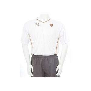 Photo of Nike 102 V-Neck Ronaldinho T-Shirt - White T Shirts Man