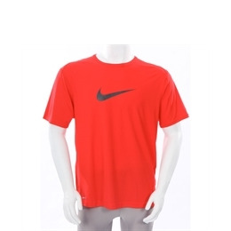 Nike Dri Fit Large Swoosh T Shirt Red Reviews