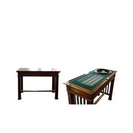 4 in 1 Games Table Mahogany Colour Reviews