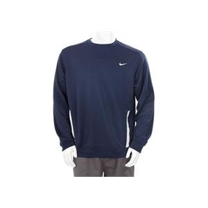 Photo of Nike Long Sleeve Top Navy Tops Man