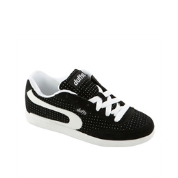 Duffs Black and White Gambler II Dot Trainers Reviews