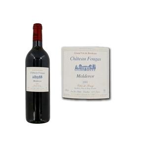 Photo of Chateau Fougas Maldoror 2001 Wine