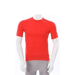 Nike Dri Fit Short Sleeve T Shirt Red Reviews
