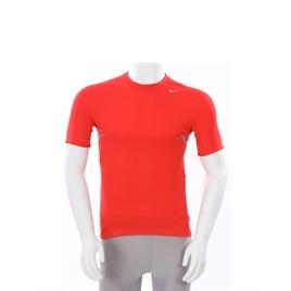 Nike Dri Fit Short Sleeve T Shirt Red Reviews