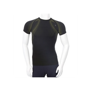 Photo of Nike Seamless iPod Dri Fit Running Top Black Sports and Health Equipment
