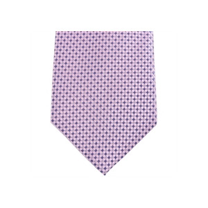 Photo of Stephens Brothers Grid Tie Pink Blue Accessory