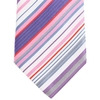 Photo of Stephens Brothers Multistripe Tie Pink Accessory