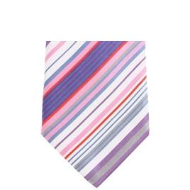 Stephens Brothers Multistripe Tie Pink Reviews