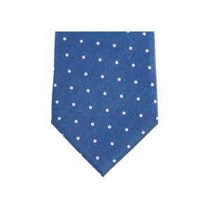 Photo of Stephens Brothers Dot Tie Blue Accessory