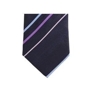 Photo of Stephens Brothers Multi Stripe Tie Navy Accessory