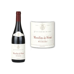 Photo of Jean Bouchard Moulin A Vent Rochegres 2006 Wine