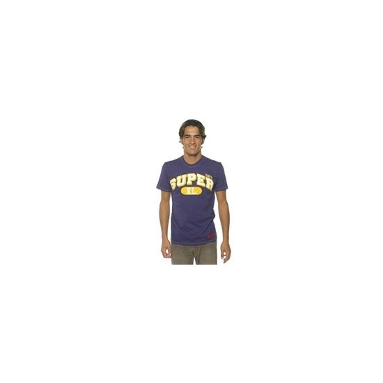 Superdry T Shirt Navy