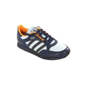 Photo of Adidas Boston Super Trainer Navy Trainers Man