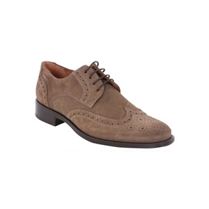 Photo of Gant Newtown Suede Shoe - Argilla Shoes Boy