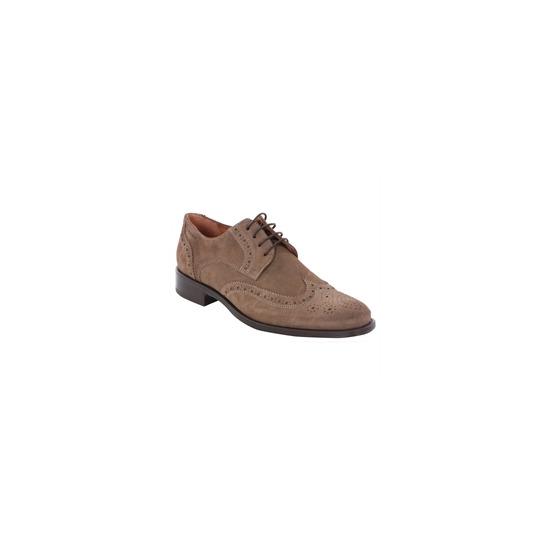 Gant newtown suede shoe - argilla