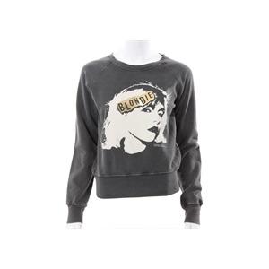 Photo of Amplified Black Blondie Sweatshirt Tops Woman