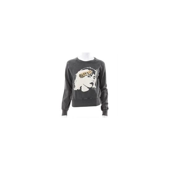 Amplified Black Blondie Sweatshirt