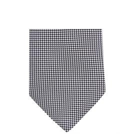 Altea Black And White Semi Plain Tie Reviews
