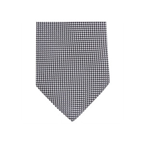 Photo of Altea Black and White Semi Plain Tie Accessory