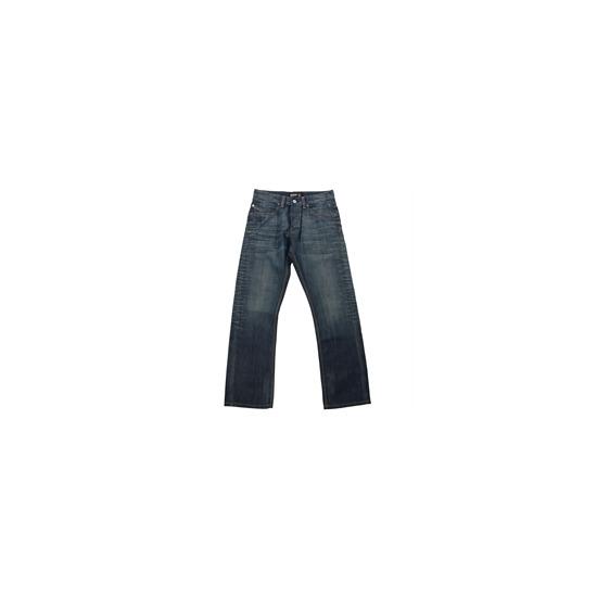 Firetrap Vintage Dark Denim Jeans