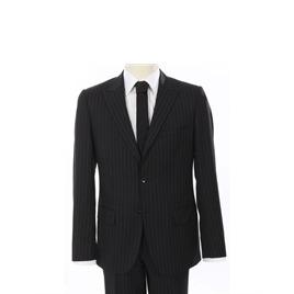 Calvin Klein Suit Black Pin Stripe Reviews