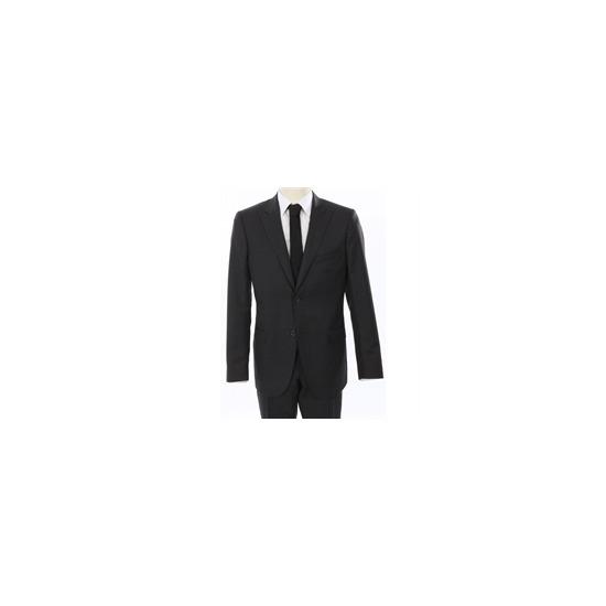 Calvin Klein Pin Stripe Suit Grey