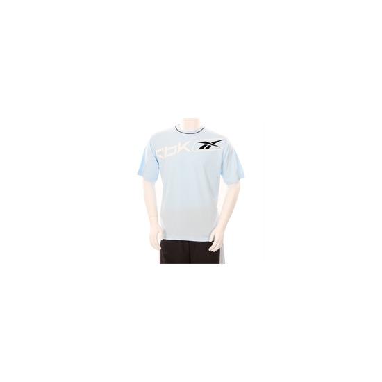 Reebok T shirt sky blue