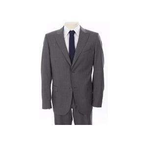 Photo of Calvin Klein Pin Stripe Suit Grey Jackets Man