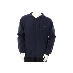 Photo of Reebok Full Zip Sweat Navy Tops Man