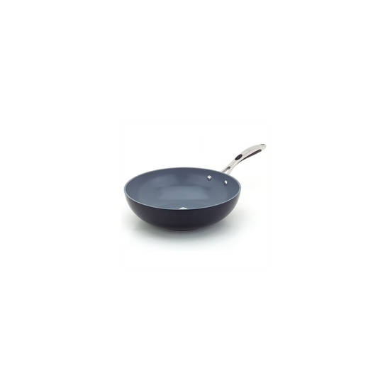 Typhoon Vienna Black 30cm Open Wok