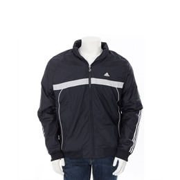 Adidas Soft Shell Lads Jacket Navy Reviews