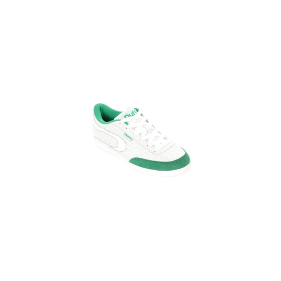 Duffs Skate Gambler White Green