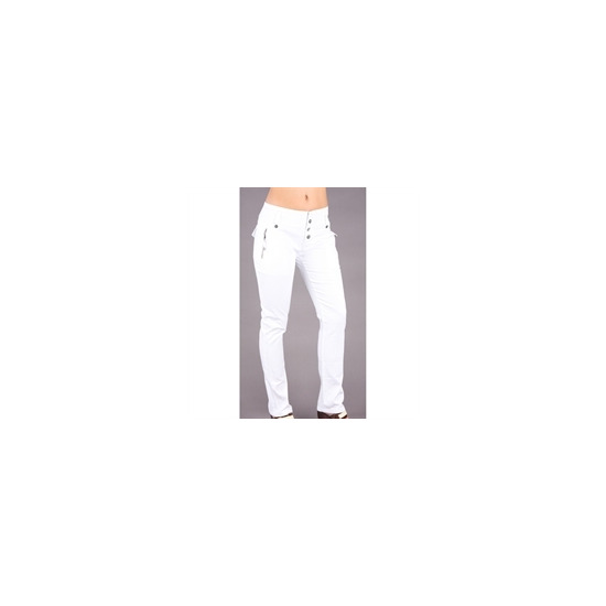 Firetrap Skinny Jean White (30 inch leg)
